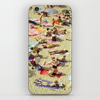 Beach Pattern iPhone & iPod Skin