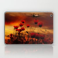 Fields Of Fire Laptop & iPad Skin