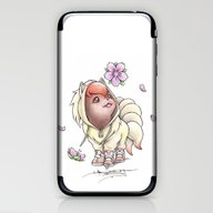 I Too Will Blossom iPhone & iPod Skin