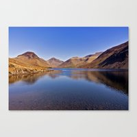 Wastwater - Lake District Canvas Print