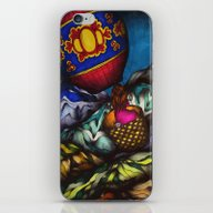 iPhone & iPod Skin featuring Solo Journey by ECMazur