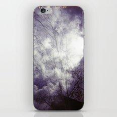 Lomographic Sky 1 iPhone & iPod Skin