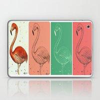 Fourmingos Laptop & iPad Skin