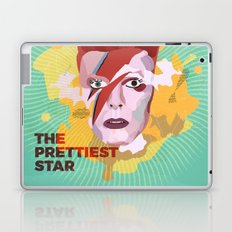 Bowie is a star Laptop & iPad Skin