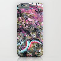 iPhone & iPod Case featuring Pink Matter // Frank Ocean by l.w.