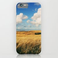 Clouds Over Windy Field (Taken with iPhone) iPhone 6 Slim Case