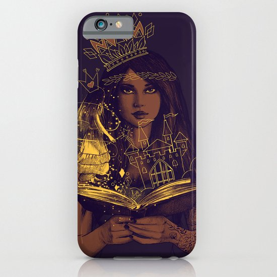 THE BELIEF OF CHILDHOOD iPhone & iPod Case