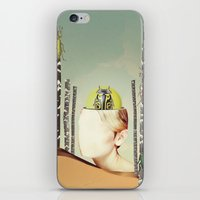 VIAJERA ESPACIAL / OSC2  iPhone & iPod Skin