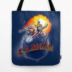 Porkins! Tote Bag