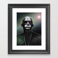 Flylogramma Framed Art Print
