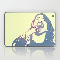 Dave Grohl Laptop & iPad Skin