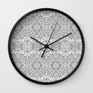 Color Me 02 Wall Clock