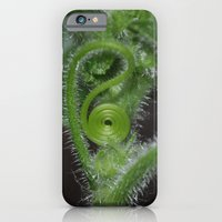 iPhone & iPod Case featuring Curly Sue by Jake Stanton