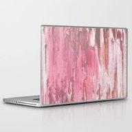 Laptop & iPad Skin featuring Soft Pink by Georgiana Paraschiv