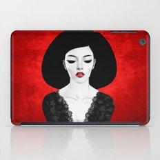 Cierra los ojos iPad Case