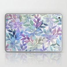 watercolor Botanical garden Laptop & iPad Skin