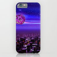 Spaceport Sunset iPhone 6 Slim Case