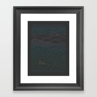 The Little Clearing Framed Art Print