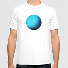Element: Water Mens Fitted Tee SMALL White