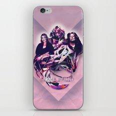 ZAHA HADID: DESIGN HEROES iPhone & iPod Skin