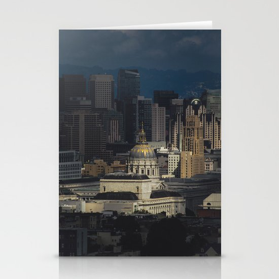 City Hall Stationery Card