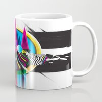 Wild Stripes Mug