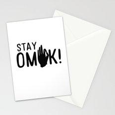 Stay OMK! Stationery Cards