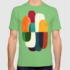 The Cure For Sleep Mens Fitted Tee Grass SMALL