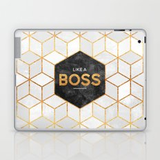 Like a boss Laptop & iPad Skin