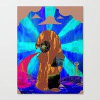 MeltDown Desserts Print~… Canvas Print