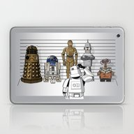 Star Wars Droid Lineup Laptop & iPad Skin