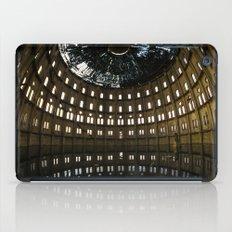 An abandoned beauty iPad Case