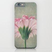 Flat Pink Gerbera Textur… iPhone 6 Slim Case