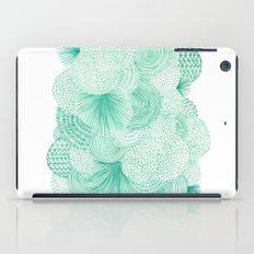 Green Fields iPad Case