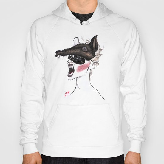 The Masquerade: The Wolf Hoody
