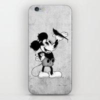 Epic Mickey iPhone & iPod Skin