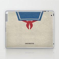 Ghostbusters Minimal Poster 01 Laptop & iPad Skin