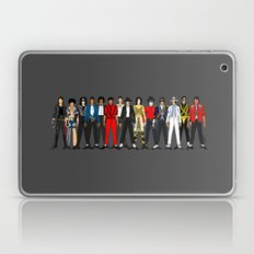 Moon Walk Laptop & iPad Skin