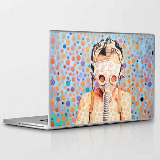 Stop Nuclear Laptop & iPad Skin