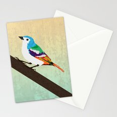 Bird is the Word Stationery Cards