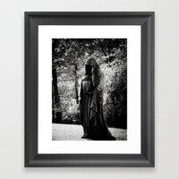 Watch Walker Framed Art Print