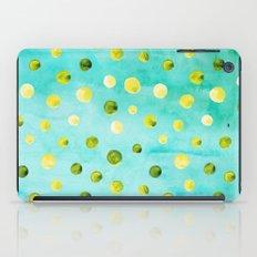 Polka Dots Pattern 07 iPad Case