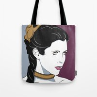 80s Princess Leia Slave … Tote Bag