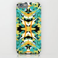 iPhone & iPod Case featuring Abstract Symmetry by AJJ ▲ Angela Jane Johnston