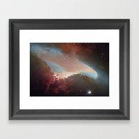 SuperNova 2014J Framed Art Print
