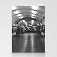 Underground: Waterloo (2… Stationery Cards