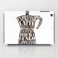 Moka iPad Case