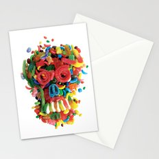 Death and Tooth Decay Stationery Cards