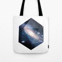 Cosmic Chance Tote Bag