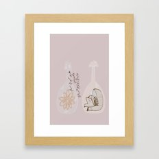 oud Framed Art Print